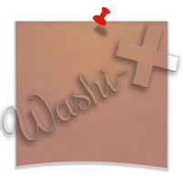 Washi-X Papers Pinned memo